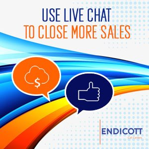Use Live Chat To Close More Sales