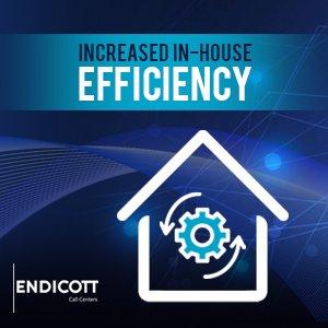 Increased In-House Efficiency