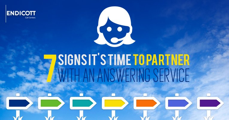 7 Signs It's Time to Partner with an Answering Service