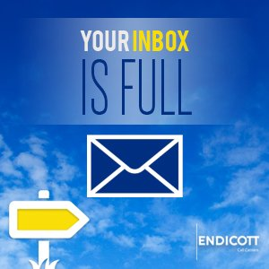 Your inbox is full