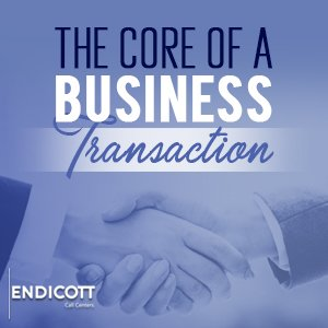 the core of a business transaction
