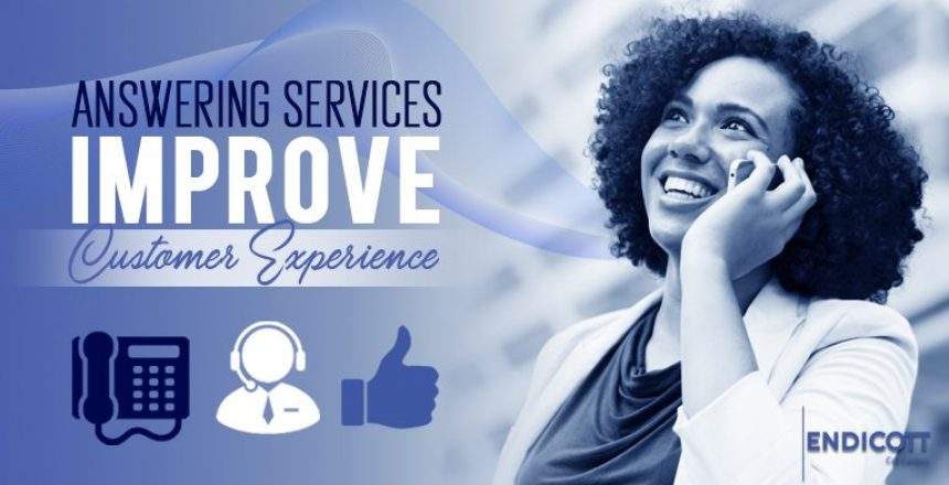 answering services improve customer experience